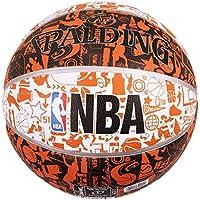 CN Basketball Graffiti Series Rubber Deportes al Aire Libre Baloncesto,Color,Numero 7