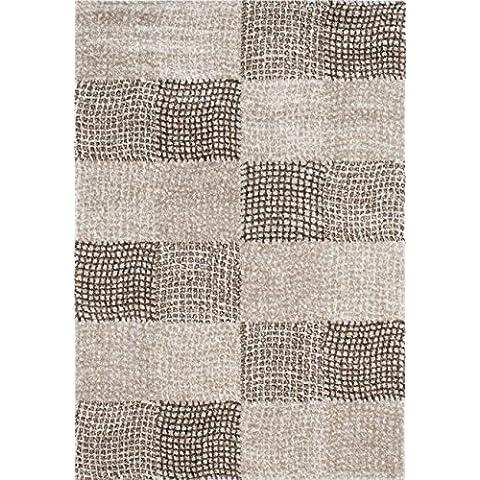 dolcemora Sehrazat Madras Soft 6926–Teppich, cremefarben Modern 1.10 x 0.60 x 11.00 cm cremefarben