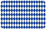 FRÜHSTÜCKSBRETTCHEN - BAYERN - 23,3 x 14,3 cm, Oktoberfest Bayrisch bayerisch Raute Jause Schneidbrett