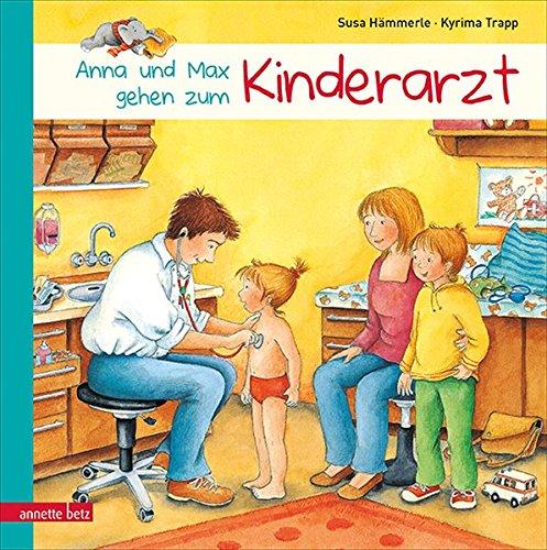 Anna und Max gehen zum Kinderarzt