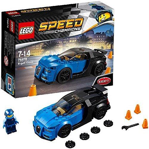 LEGO Speed Champions - Coche Bugatti Chiron 75879