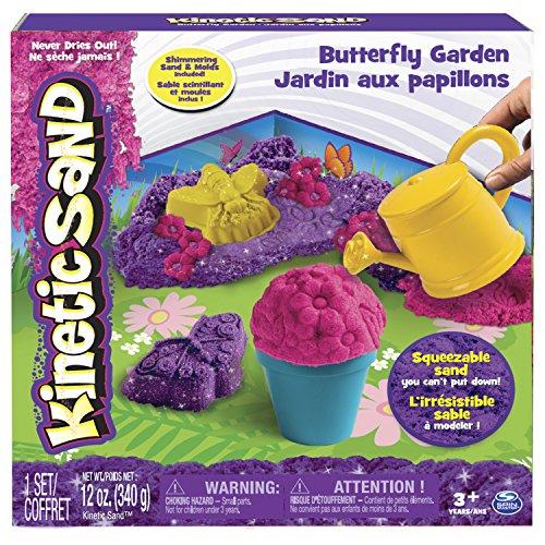 Kinetic Sand, Butterfly Garden Set