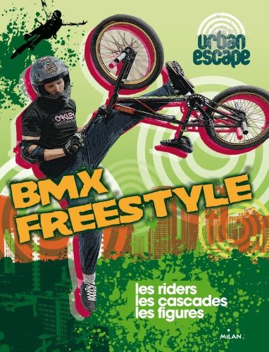 BMX freestyle par Isabelle Thomas