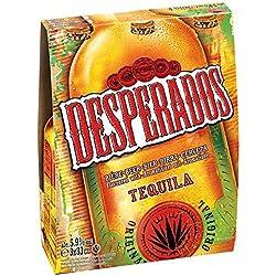 Desperados Tequila 3 x 330 ml (paquete de 8 x 3x330ml)
