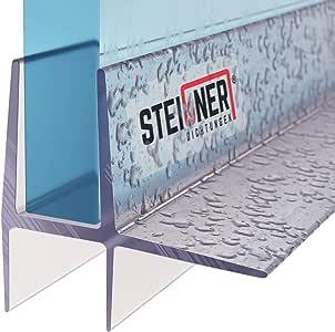 STEIGNER 160cm Joint d/étanch/éit/é de remplacement pour les vitres d/'une /épaisseur 5// 6mm UK33-06