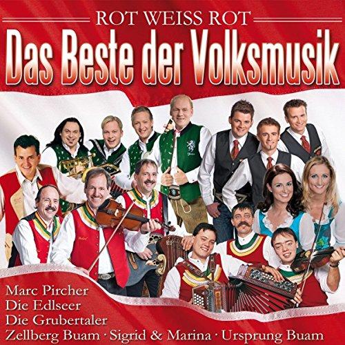 Das Beste der Volksmusik - Rot weiß rot (Best Marine)