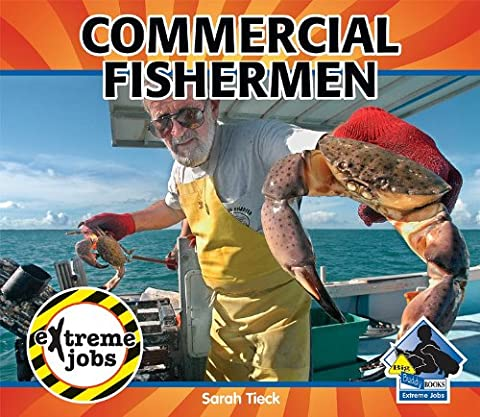 Commercial Fishermen (Big Buddy Books: Extreme Jobs)