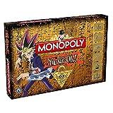 Winning Moves 025973 - Gioco da Tavolo Monopoly Yu-Gi-Ho, Versione Inglese