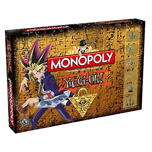 Winning Moves YuGiOh! Monopoly Board Game
