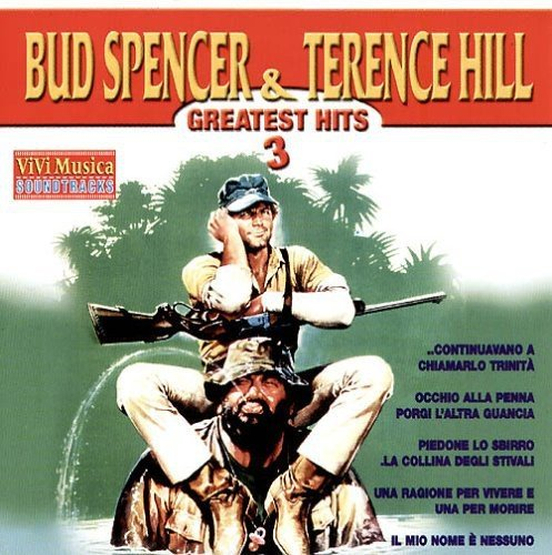 Preisvergleich Produktbild Bud Spencer & Terence Hill - Greatest Hits 3