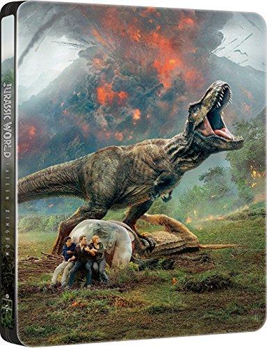 Jurassic World 2 (Bd 3D + Bd + Dvd...