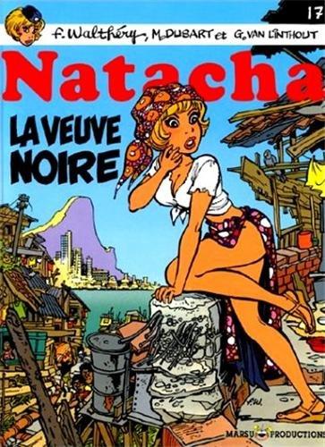 Natacha, tome 17 : La Veuve noire
