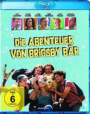Die Abenteuer von Brigsby Bär [Blu-ray]