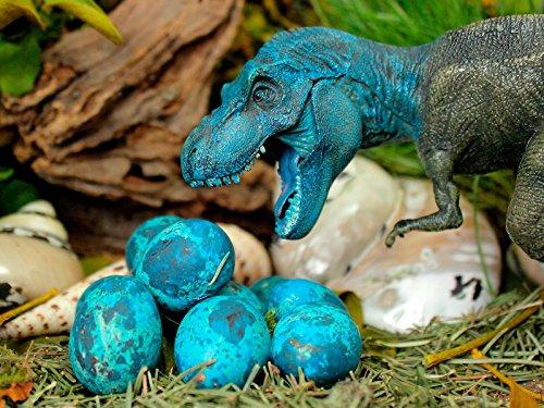 Image of Blue tyrannosaurus