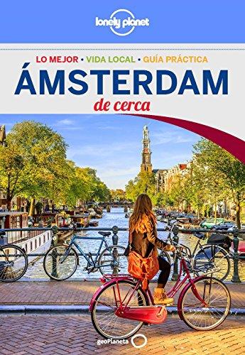 Ámsterdam De cerca 3 (Lonely Planet-Guías De cerca)