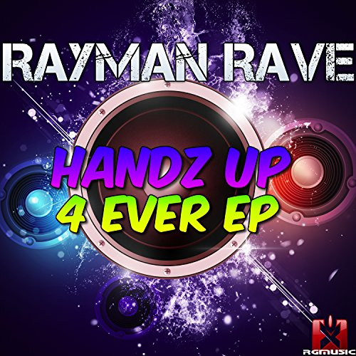 Rayman Rave-Handz Up 4 Ever