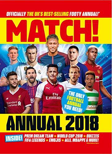 Match Annual 2018 (Annuals 2018)