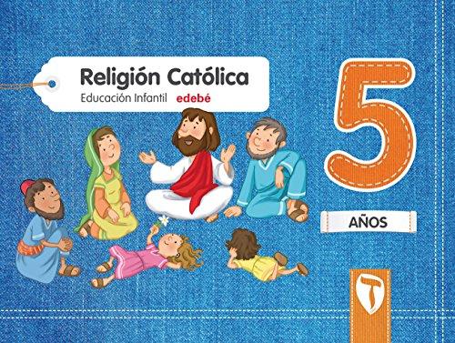 RELIGIÓN CATÓLICA 5 AÑOS