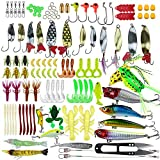 Fishing Baits Review and Comparison