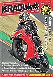 Kradblatt 3 2018 Ducati Panigale V4 S Zeitschrift Magazin Einzelheft Heft Motorrad Motorradfahrer