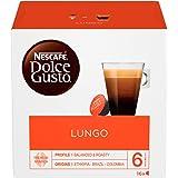 16x Krups Dolce Gusto Caffè Lungo