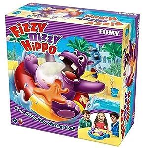 Fizzy Dizzy ippopotamo per bambini in età prescolare gioco d' azione