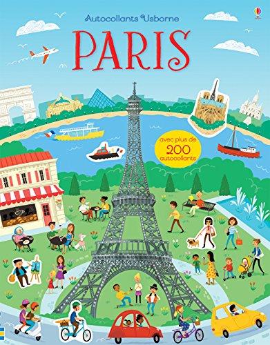 Paris (Autocollants Usborne)