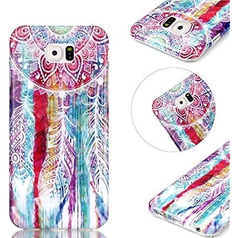 momdad Custodia TPU Silicone per Sony Xperia M4Aqua Cover ultrasottili TPU Silicone Shell Custodia Cover Custodia Case Cover
