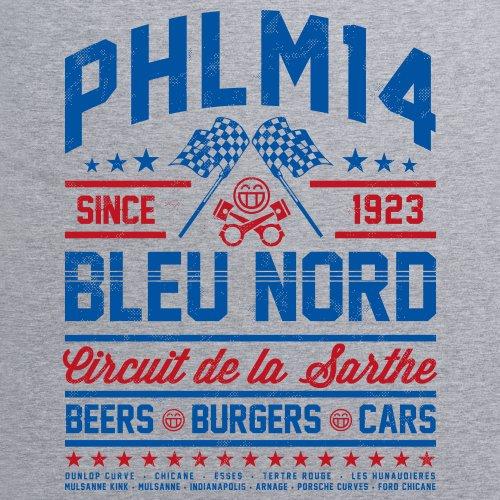 PistonHeads PHLM14 Poster T-Shirt, Herren Grau Meliert