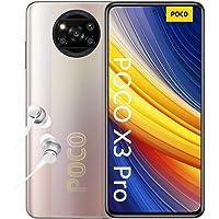 "POCO X3 PRO Smartphone + Kopfhörer (16,94cm (6,67"") FHD+ LCD DotDisplay 120Hz, 8GB+256GB Speicher, 48MP Quad-Rückkamera…"
