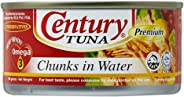 Century Tuna Chunks In Water  - 184 gm