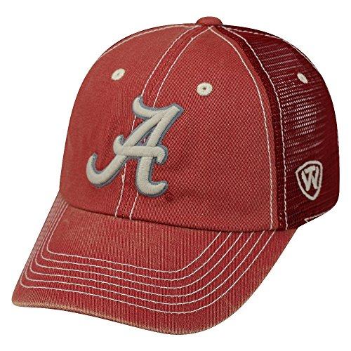 alabama-crimson-tide-ncaa-top-of-the-world-crossroad-adjustable-mesh-back-hat