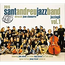 Jazzing 6 - Vol. 1 by Sant Andreu Jazz Band