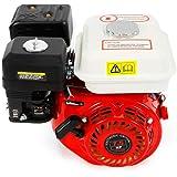 Motor de gasolina de 4 tiempos de 7.5 HP /5.1 kW/3600 rpm Motor de Kart Refrigerado por Aire Alimentación Motor de reemplazo