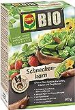 COMPO BIO Schnecken-Korn, Streugranulat gegen Nacktschnecken, 500 g