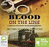 Blood on the Line (Railway Detective (8))