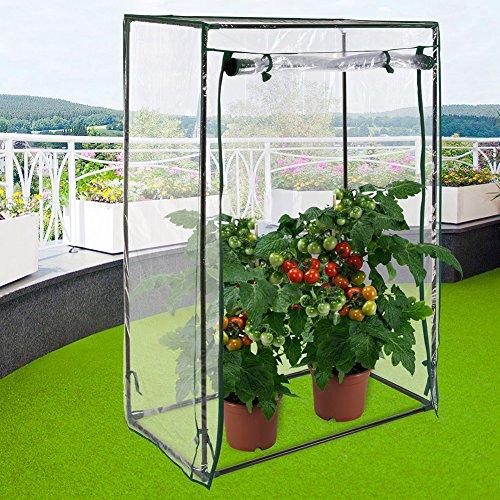 BULTO Tomaten-Gewächshaus – 100 x 50 x 150 cm
