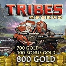 800 Tribes Gold (700 Gold plus 100 Bonus Gold) für Tribes: Ascend (Nur für PC. Nicht für Xbox One.) [Online Code]