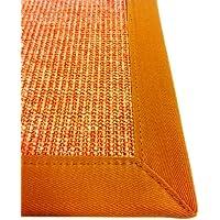 Suchergebnis Auf Amazon De Fur Sisal Teppich Orange Kuche
