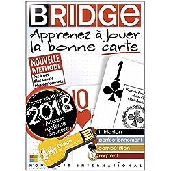 BRIDGE - Expert 2018 sur clé USB OR (Windows XP, 7, 8, 10)