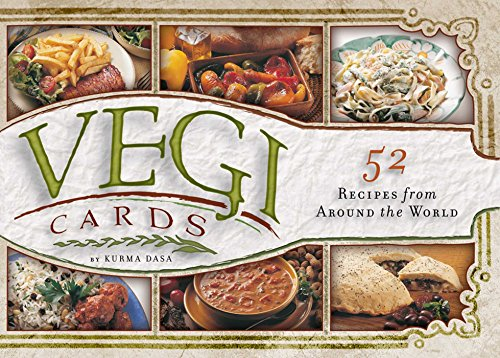 Vegi Cards: 52 Recipes from Around the World