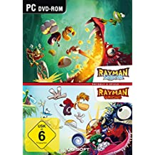 Rayman Legends & Origins Doppel Pack PC