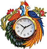 #6: Crafts world Analog wall clock