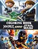 LEGO Ninjago, Star Wars coloring book