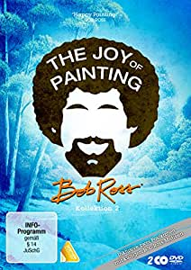 Bob Ross – The Joy of Painting, Kollektion 2 [2 DVDs]: Bob Ross