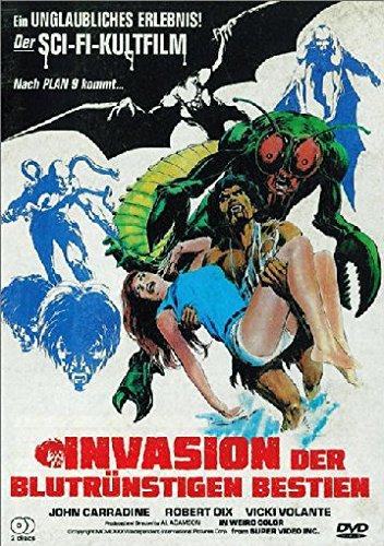 Invasion der blutrünstigen Bestien (Astro-Vampire - Todesmonster aus dem All)