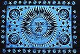 Shivansh Creations Hippie-Mandala Bohemian Wandteppiche, Twin Hippie Tapisserie Poster Größe Décor Überwurf 106,7x 76,2cm