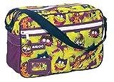 Amigo Katzen Schulsporttasche Sporttasche Schwimmtasche Freizeittasche Kindertasche