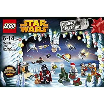 LEGO Star Wars Tm 75056 - LEGO Star Wars Calendario Dell'Avvento