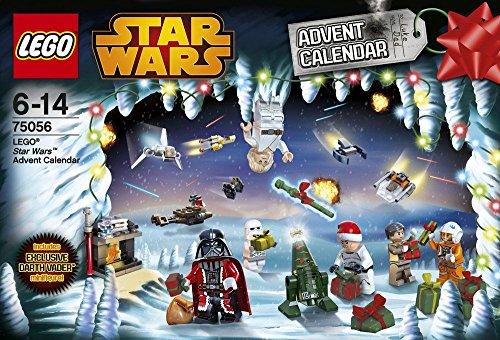 Preisvergleich Produktbild Lego Star Wars 75056 - Adventskalender